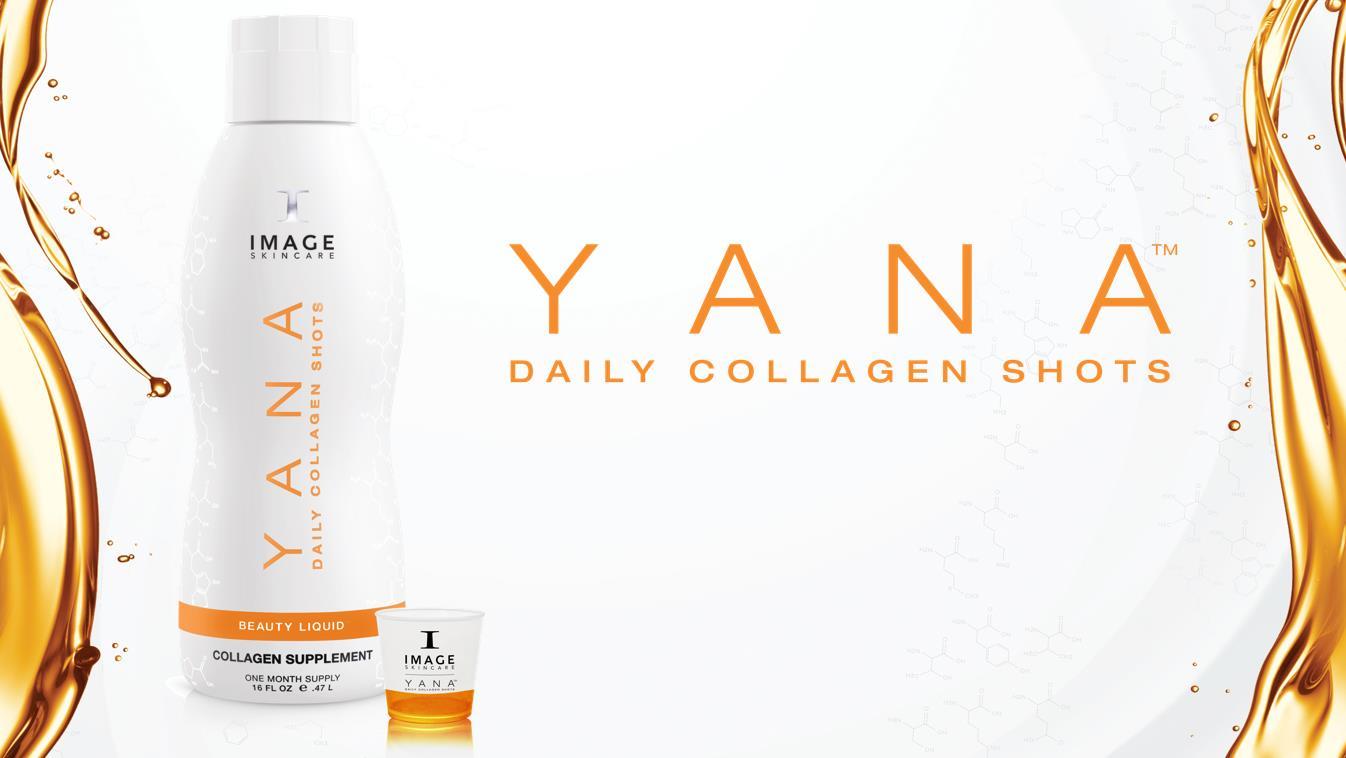 YANA™ daily collagen shots