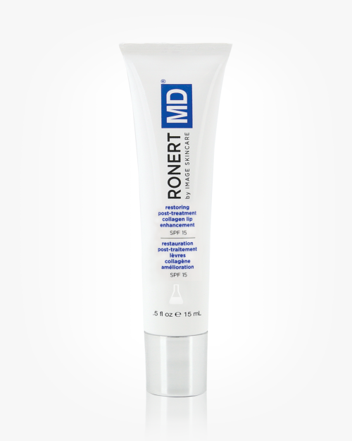 RONERT MD restoring post-treatment collagen lip enhancement